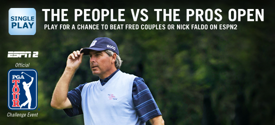 July People vs The Pros Open