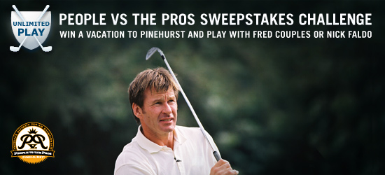 People vs The Pros VIP Sweeps