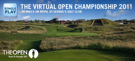 The Virtual Open Championship Rounds
