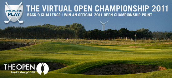 Virtual Open Back 9 Challenge