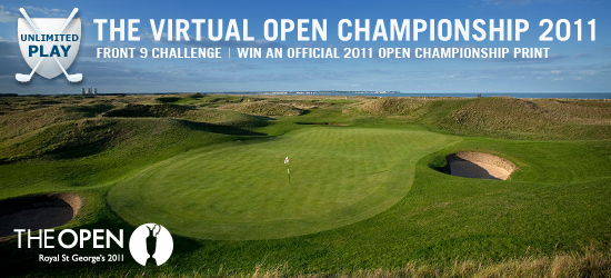 Virtual Open Front 9 Challenge