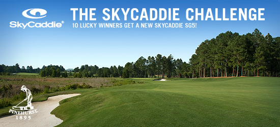 The SkyCaddie Challenge