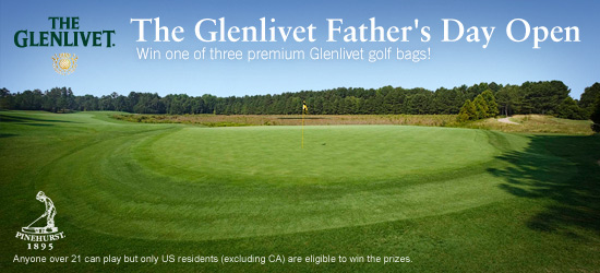 The Glenlivet Father's Day Open
