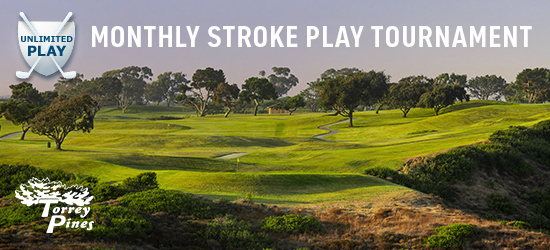 August Torrey Pines 9 Hole Unlimited