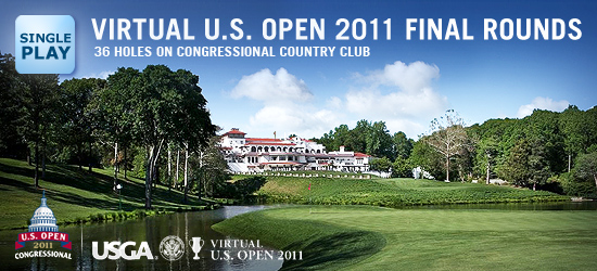 Virtual U.S. Open Championship Rounds