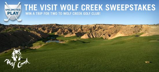 Visit Wolf Creek Sweeps