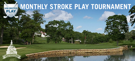 September Congressional 9 Hole Unlimited