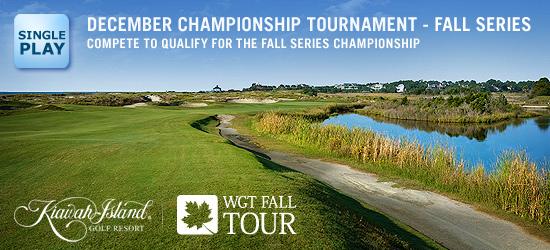 WGT Fall Tour - December Championship