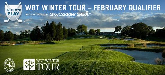 WGT Winter Tour – Feb Qualifier