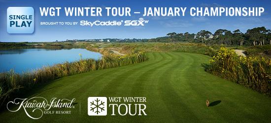 WGT Winter Tour – Jan Championship