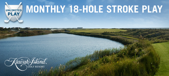 May Monthly Kiawah 18-Hole Unlimited