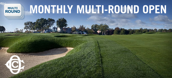August Multi-round Oakmont & Olympic