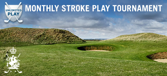 May Royal St. George's 9 Hole Unlimited
