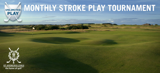 September Monthly St. Andrews 18-Hole Unlimited