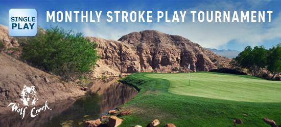 May Wolf Creek Single Play 9 Hole