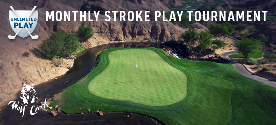 August Monthly Wolf Creek 18-Hole Unlimited