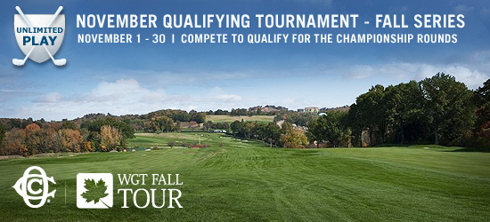 November Fall Tour Qualifier